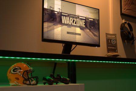 gaming room warzone